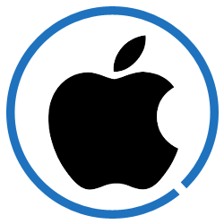 Apple Logo iOS Tablet PC