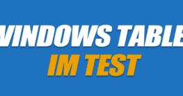 viele gute Tablet Modelle kommen auch mit einem Windows Betriebssystem